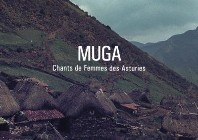 MUGA · Chants de femmes des Asturies