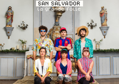 SAN SALVADOR · La Grande Folie