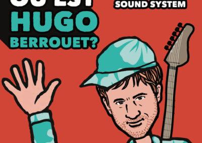 MILOS ASIAN · Où est Hugo Berrouet