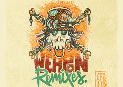 FELDUB · Weapon Remixes