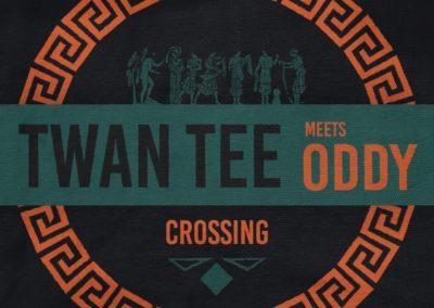 TWAN TEE · Crossing