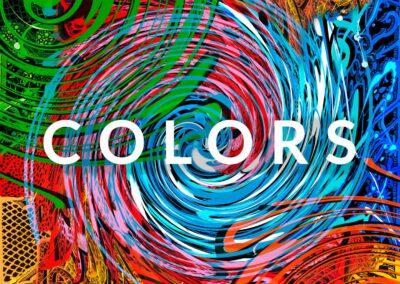 PIERRE BERTRAND · Colors